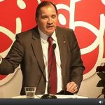 Löfven takes over: 'our values are timeless'