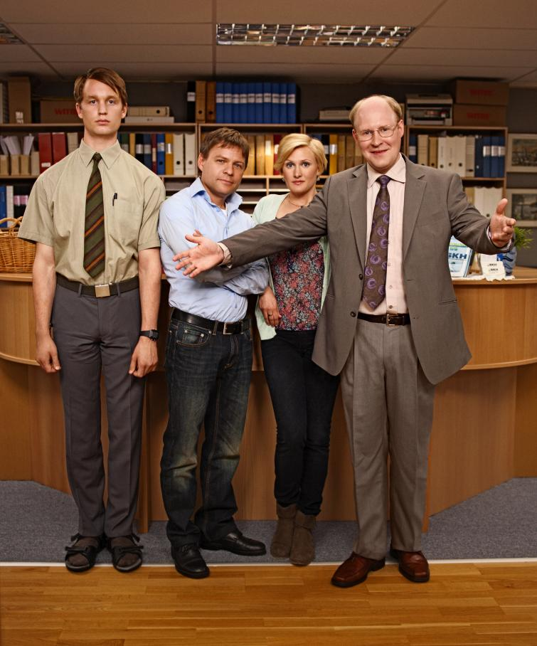 Inside look into 'The Office'