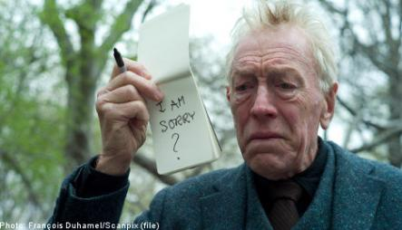 Max von Sydow<br>Ok, we're sorry. Actor Max Von Sydow may not be the typical definition of sexy, but who are we to speak for everyone? Photo: Francois Duhamel/Scanpix (file)