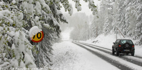 More extreme weather heading toward Sweden
