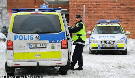 Police suspect double murder in Stockholm