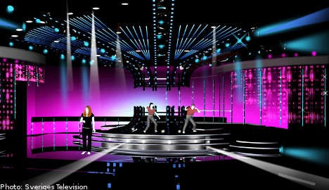 Swedes gear up for Melodifestivalen mania