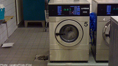 Landlord bans couple for doing 'too much' laundry