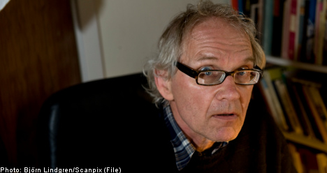 'The attacks against me are working': Lars Vilks