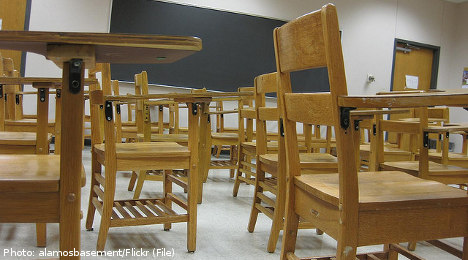 Man charged with abuse of disabled students