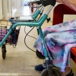 Elderly woman had 52 different care givers