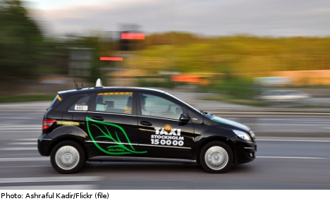 Riksdag move to fight Stockholm taxi-fare battle
