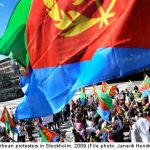 Cops fire shot as trouble flares at Eritrean gig