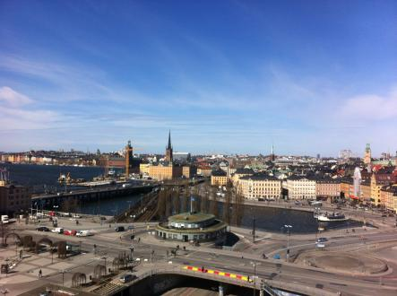 It's the Capital of Scandinavia<br>'Nuff said. Photo: The Local
