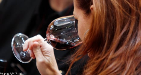 Swedish alcohol intake hikes after EU entry