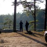 Bones find linked to missing woman mystery