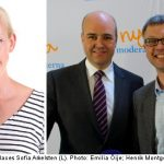 Arkelsten replaced as Moderate Party secretary