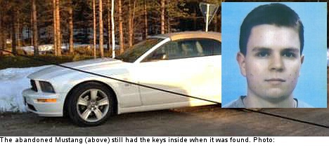 Police renew search for mystery Mustang driver