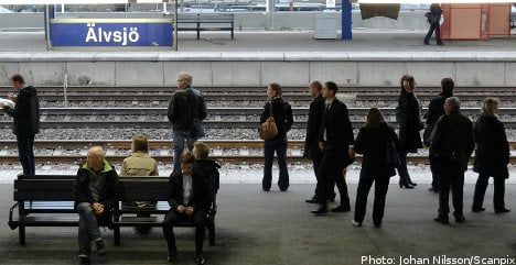 Stockholmers spend more time commuting than on holiday: report