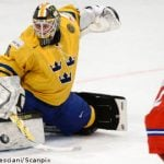 Sweden suffer first world hockey loss to Russia