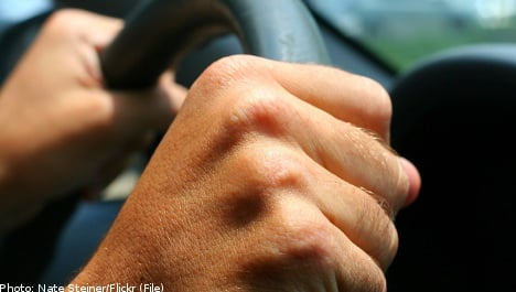 Honk-happy man charged for overusing car horn