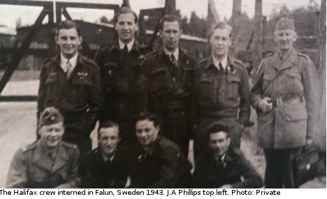 British flyer finds lost WWII plane on The Local