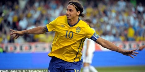 Zlatan: 'I'll keep playing football for Sweden'