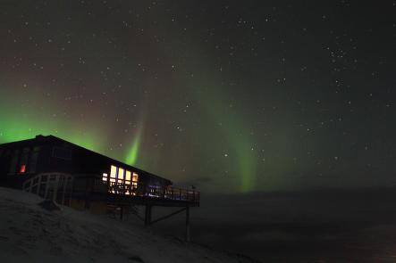 Aurora Sky Station in Abisko<br>An awesome hotel and a northern lights viewing station situated way up north in Sweden. Here you can marvel at the northern lights, or simply enjoy the sunny summer days.Photo: Nate2b/Flickr (file)