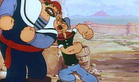 Popeye was right: Swedish study confirms spinach makes us stronger