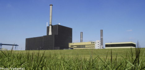 Vattenfall sues Germany over nuke power move