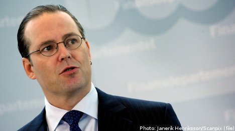Sweden hikes growth forecast for 2012