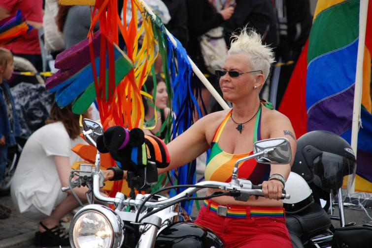 Top ten things to do at Stockholm Pride 2012