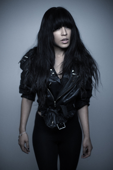 Loreen at Pride<br>Sweden's own pride Loreen will perform on August 2nd 'My heart is refusing me' and the winning song of this year's Eurovision Song Contest 'Euphoria'. Photo: Valter Frank