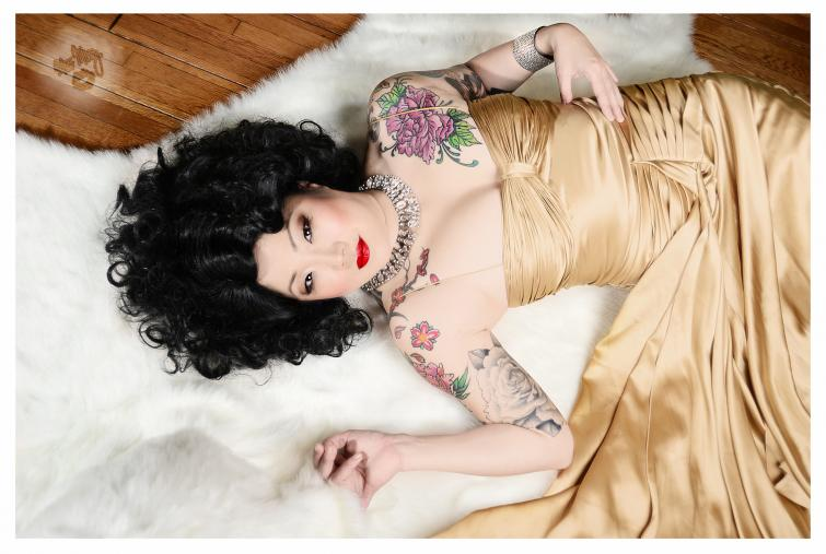 The comedian Margaret Cho <br>Margaret Cho will be performing at Stockholm Pride on August 2nd. She is primarily known as a stand-up comedian who highlights social and political problems, and issues related to race and sexuality. Photo: missmissyphotography.net