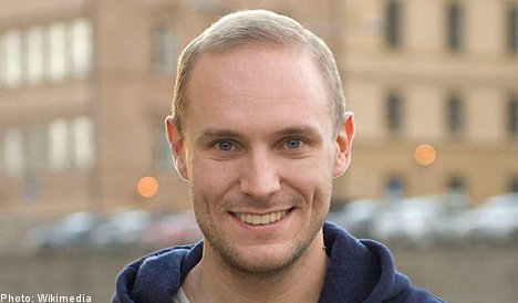 Swedish youth politician detained in Cuba