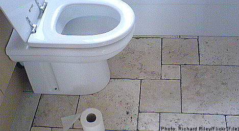 Bum deal for courthouse toilet seat thieves