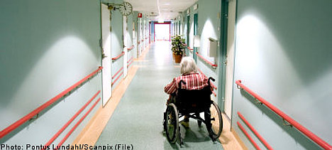 Care home reported after elderly man maltreated