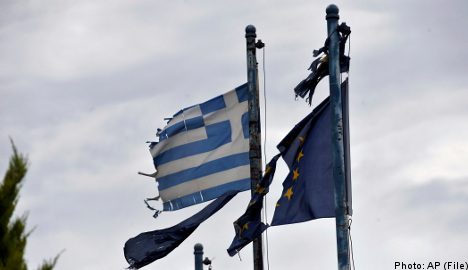 Borg warns of 'likely' Greece default