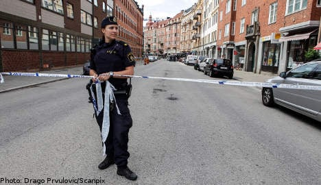 Police suspect woman's ex for Malmö death