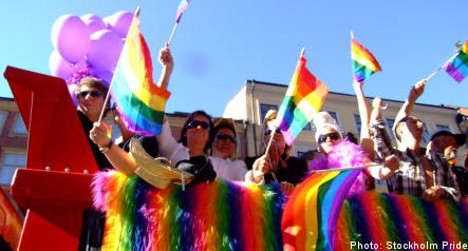 Police out in force for Pride as hate crimes rise