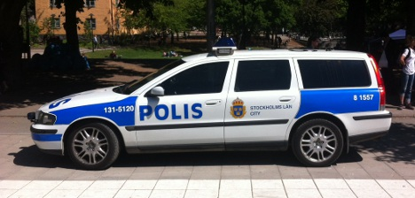 Woman found dead in south Stockholm flat