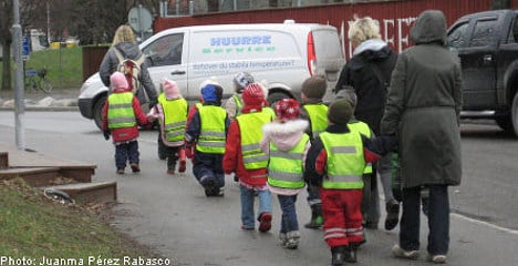 Two kids disappear from Stockholm pre-school