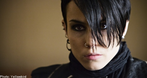 'Tattoo' star Noomi Rapace moves to London