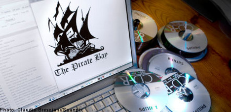 Pirate Bay co-founder remanded into custody