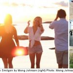 US filmmaker aims to 'capture the essence of Swedish summer'