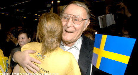 Ikea denies reports of founder's retirement