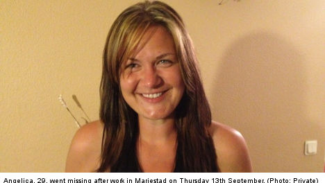 Angelica, 29, found alive after kidnapping