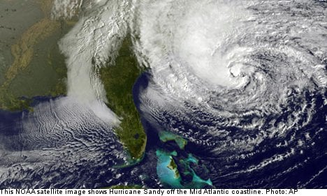 Swedes stranded in US as hurricane nears
