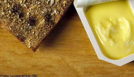 Outrage over Stockholm school butter ban