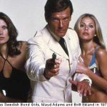 For your eyes only: Swedish Bond girls