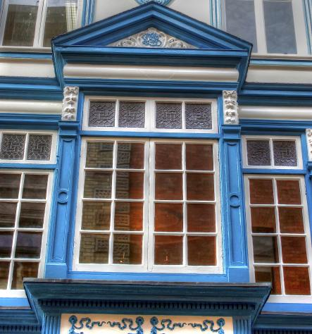 Window  <br>Literally translated, a window is a wind-eye according to Old Norse. It stems from vindauga, where vind means wind and auga is eye. Photo: psyberartist/Flickr (file)