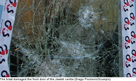 Attack on Malmö Jewish centre ruled a hate crime