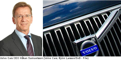 Former MAN chairman named new Volvo CEO