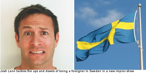 'We want Swedes and foreigners to laugh at their differences'