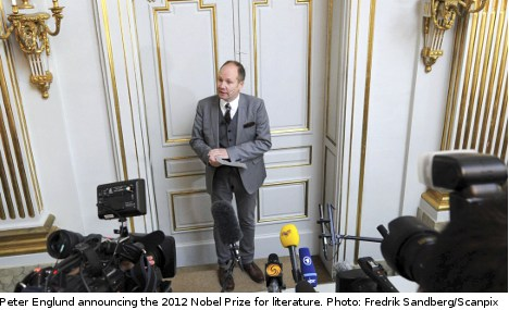'It was an easy decision': Swedish Academy